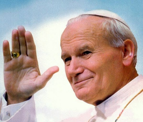 You are currently viewing Jean-Paul II (Karol Wojtyła) a 100 ans ce 18 mai 2020