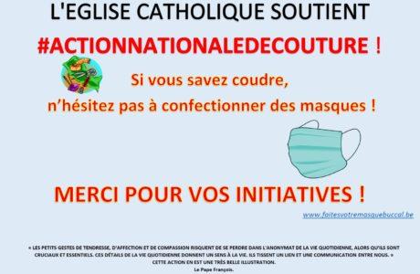 Read more about the article Confection de masques