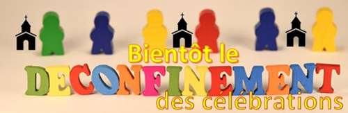 You are currently viewing Vers des célébrations «déconfinées»