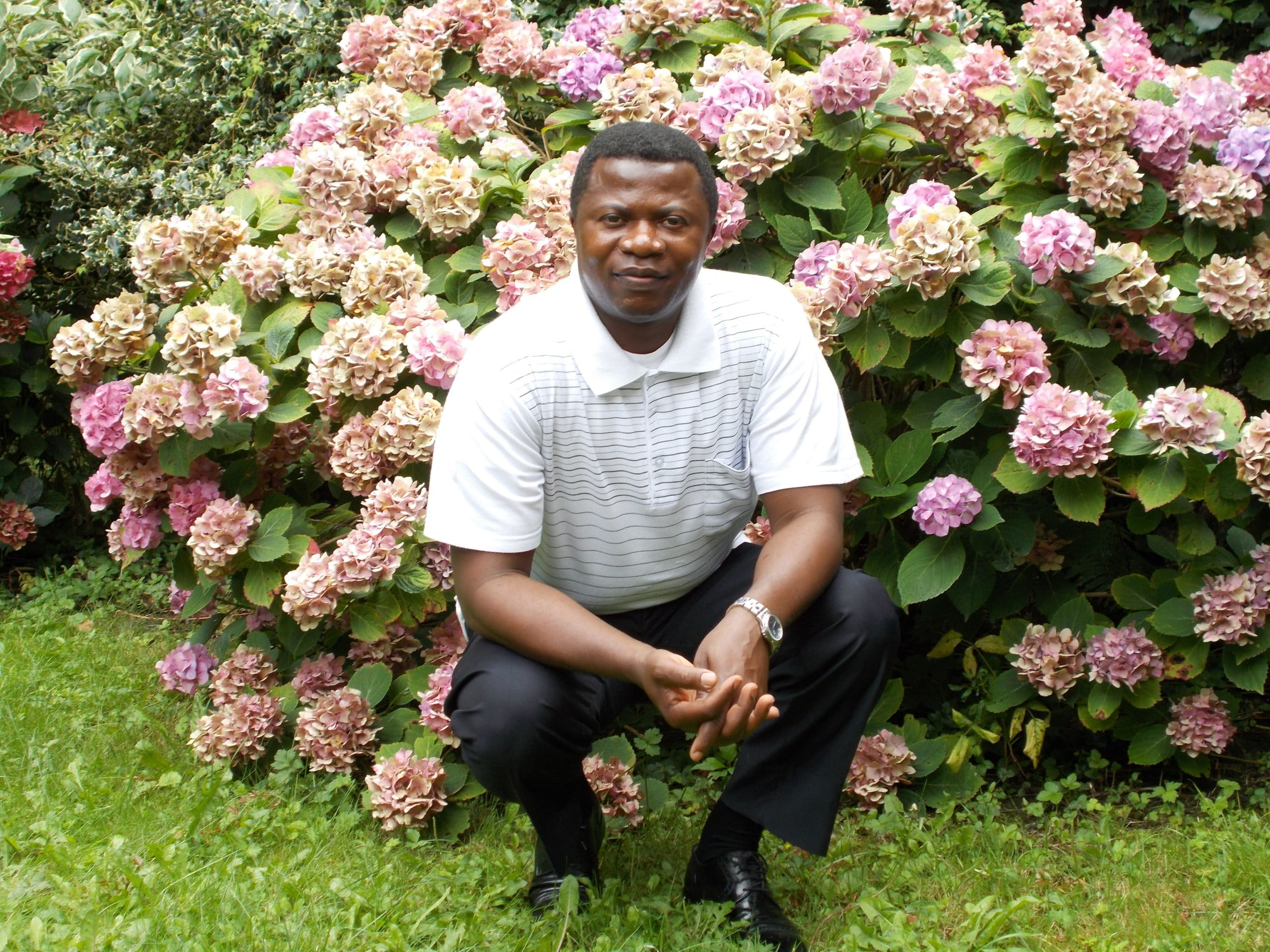 You are currently viewing MESSAGE DE L'ABBÉ AUGUSTIN OLENGA