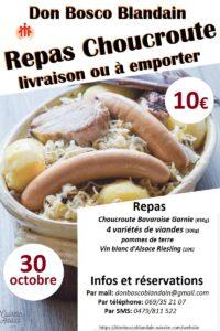 Read more about the article Le repas d'automne de Don Bosco Blandain