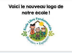 Read more about the article Un nouveau logo pour l'école libre de Blandain – Esplechin