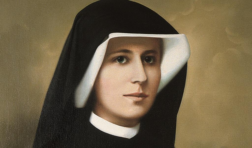 You are currently viewing Sainte Faustine, la «secrétaire de la miséricorde» de Jésus