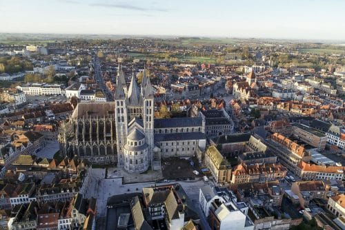 Read more about the article La Cathédrale de Tournai va fêter ses 850 ans !